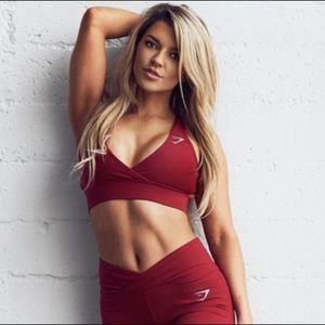 Nikki Blackketter Red Set